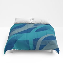 Riptide - Abstract Comforters