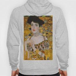 Adelle (Detail) Gustav Klimt Hoody
