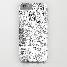 Mulder, It's Me Slim Case iPhone 6s