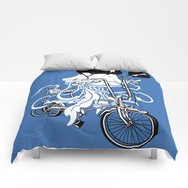 Broken Bones Comforters