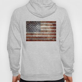 Old Glory, The Star Spangled Banner Hoody