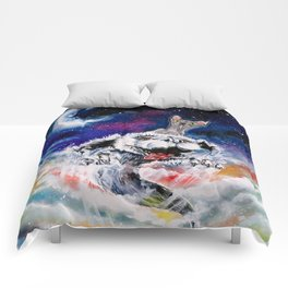 The ride of a lifetime Comforters