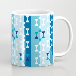 Hanukkah star of david Coffee Mug