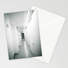 corridor... Stationery Cards