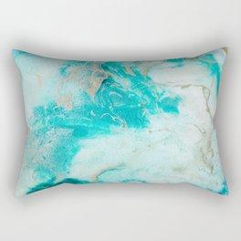 "Tides of Change   ""Sand Bar"" (1) Rectangular Pillow"