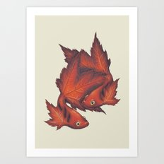What About No Art Print