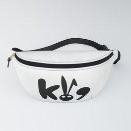 Ko9 Logo by Chase Emery Davis Fanny Pack