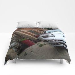 300zx Fairlady Z rustic Comforters
