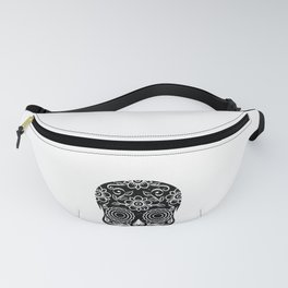 Sugar Skull Calavera graphic Gift for Mexican Decor Lovers Fanny Pack