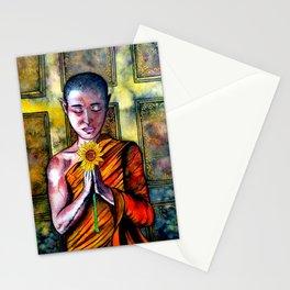 felicità semplice Stationery Cards