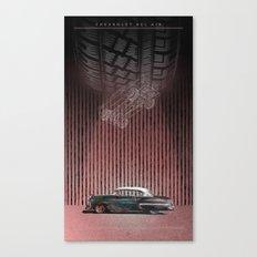 CHEVROLET BEL AIR Canvas Print