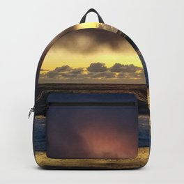 Clouds over Carmel Backpack