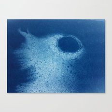 Ellipsis Canvas Print