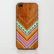 Aztec Arbutus iPhone & iPod Skin