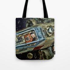 Movie Scene Tote Bag
