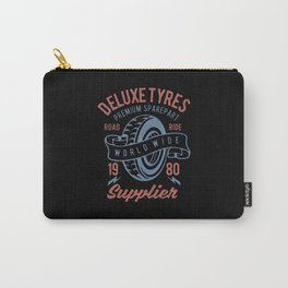 deluxe tyres premium sparepart Carry-All Pouch