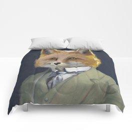 FOX FRIEND, by Frank-Joseph Comforters