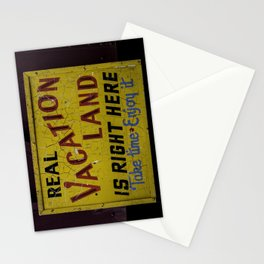Staycation Stationery Cards