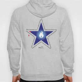 Remember your Veteran with an honor Star. Hoody