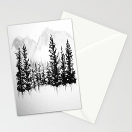 Old Pine III Stationery Cards