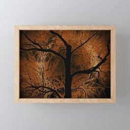 Whirlwind Framed Mini Art Print
