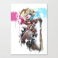 HQ Canvas Print