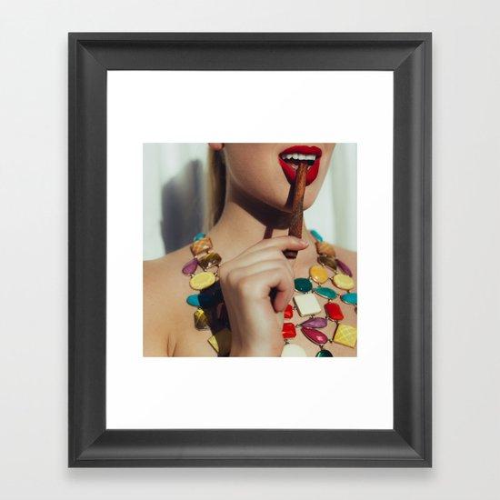 Deluxe Framed Art Print