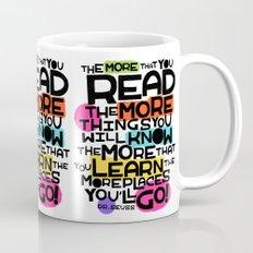 the more you that you read Mug