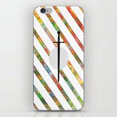 Excalibur iPhone & iPod Skin