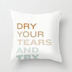 It Gets Better Throw Pillow
