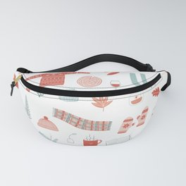 Hygge Cosy Things Fanny Pack