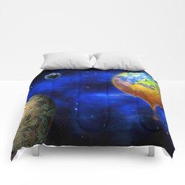 Ballon Earth Comforters