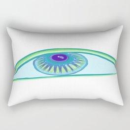 Symbiotic Eye Rectangular Pillow