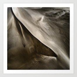 Albany Sand Dunes Art Print