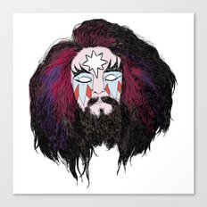 ROY WOOD IS THE KING Canvas Print