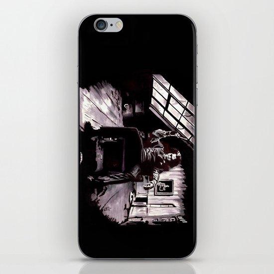 Benjamin Barker iPhone & iPod Skin