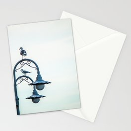 Just waiting Stationery Cards