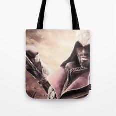 Ezio Auditore from Assassin's Creed - Color Sketch Work Tote Bag