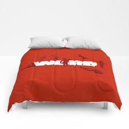 Word Play Comforters
