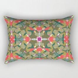 Collide 2 Rectangular Pillow