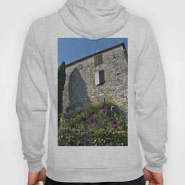 French village with a Medieval Castle Hoody