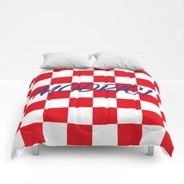Lukas Modric number one Comforters