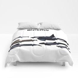 Blackfish Comforters
