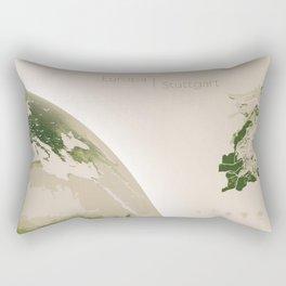 Stuttgart / Europa Rectangular Pillow