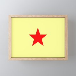 Stars 28 Framed Mini Art Print