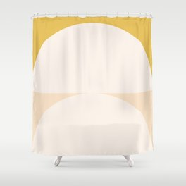Abstract Geometric 01 Shower Curtain