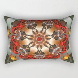 Enlighten Mandala Rectangular Pillow