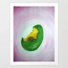 Aiko's Dream Art Print