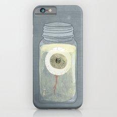 Eyeball in Mason Jar Slim Case iPhone 6s