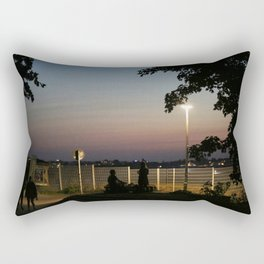 urban mystery no.3 Rectangular Pillow